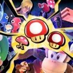 Cogumelos serão destaque no novo torneio em Super Smash Bros. Ultimate