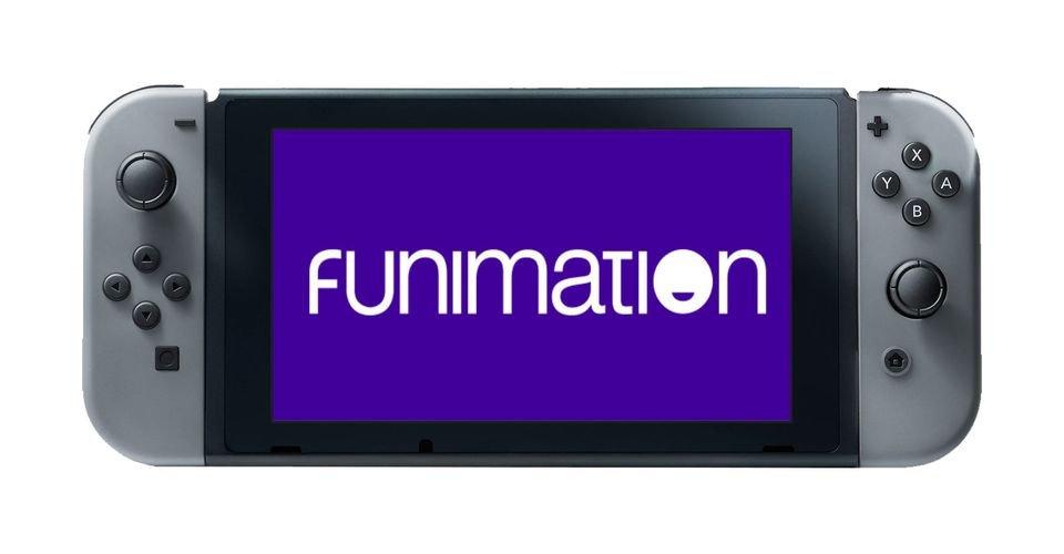Funimation indica alguma novidade para o Nintendo Switch