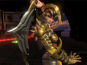 Scorpina chega a Power Rangers: Battle for the Grid como DLC