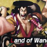 Terceiro pacote de personagens para One Piece: Pirate Warriors 4 já está disponível