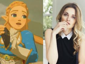 Patricia Summersett, dubladora de Zelda, comenta sobre críticas e negatividade de fãs