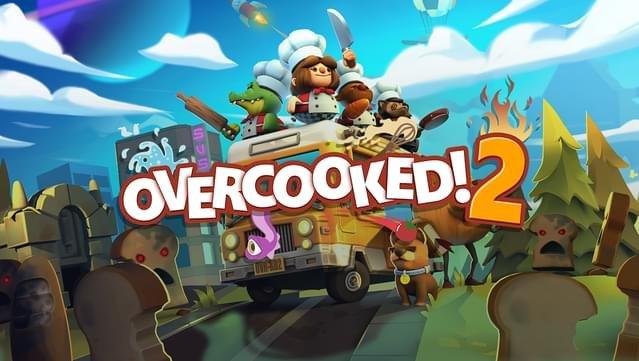 Overcooked 2 ficará disponível para assinantes do Nintendo Switch Online