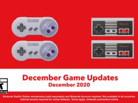 Jogos de NES e SNES Online de Dezembro no Nintendo Switch são revelados