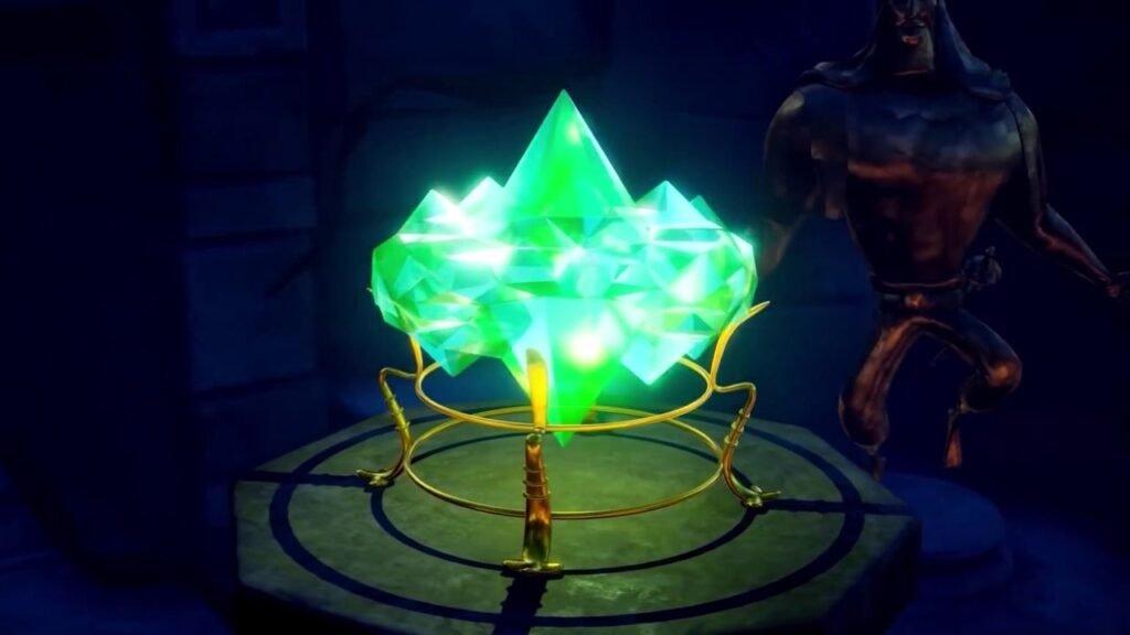 Captain Sabertooth and the Magic Diamond - Uma aventura pirata sem rum