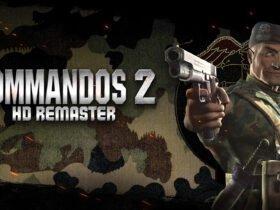 COMMANDOS 2 HD chega hoje ao Nintendo Switch e ganha novo trailer