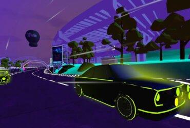 Electro Ride: The Neon Racing -Corridas noturnas no Leste Europeu