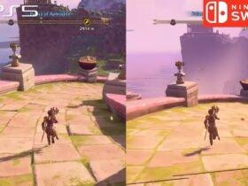 Comparativo Immortals: Fenyx Rising - PS5 vs. Nintendo Switch
