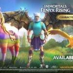 Immortals Fenyx Rising ganha DLC de crossover com Adventure Time