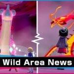 Pokémon do tipo Fogo ou Gelo aparecerão nas Max Raids em Pokémon Sword & Shield