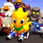 [Rumor] Chocobo Racing estaria chegando para os consoles atuais