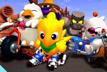 [Rumor - Confirmado] Chocobo Racing estaria chegando para os consoles atuais