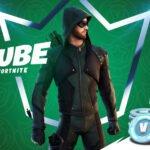 Clube Fortnite: Arqueiro Verde é a skin disponível à assinantes do clube em Janeiro
