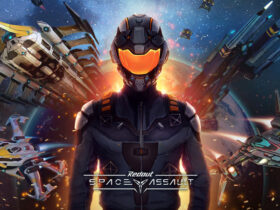 Redout: Space Assault: shooter espacial chega ao Switch em Janeiro