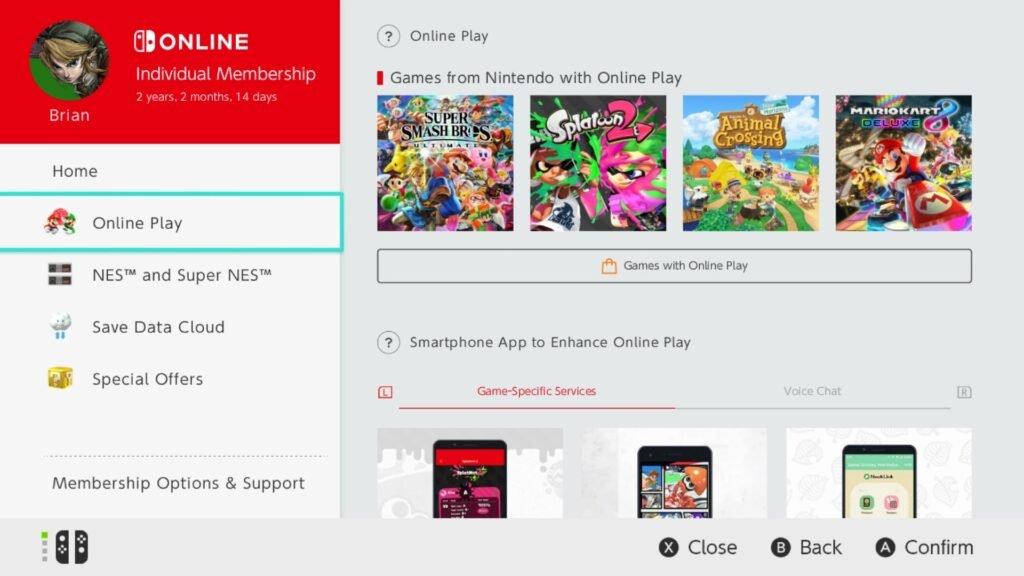 Atualização Switch v. 11.0.0: novos ícones, novo modo de download de imagens e mais