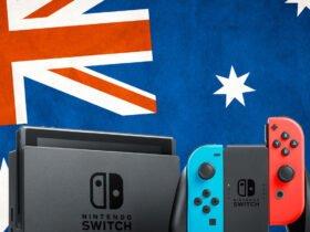 Nintendo Switch é líder de vendas na Europa e na Austrália