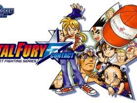 Fatal Fury: First Contact: clássico portátil da SNK já disponível para Nintendo Switch