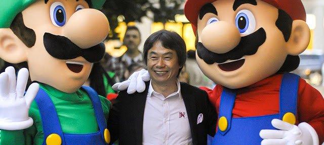 Em rara entrevista, Miyamoto fala de vida pessoal, paixão dos filhos pela SEGA e o que pensa de jogos complexos