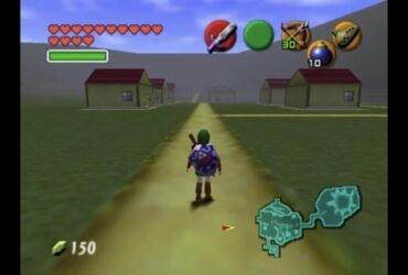 Descoberta versão beta de The Legend of Zelda: Ocarina of Time