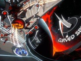 Curved Space: shooter galático chega ao Switch em Julho