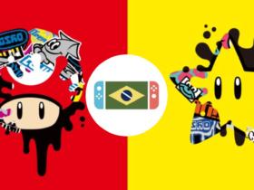 Nintendo Brasil Online realiza evento Splatfest com Super Mario 3D World como prêmio