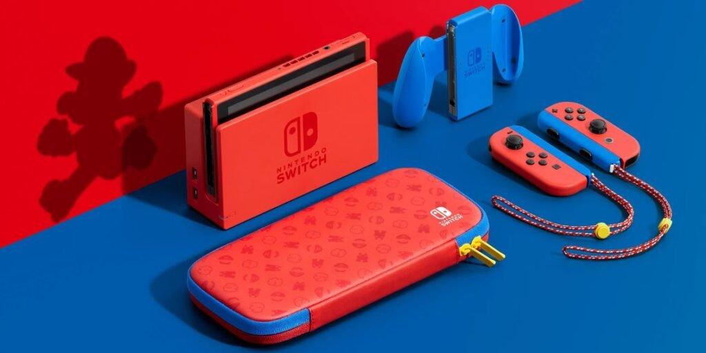 Nintendo Switch emplaca 4 jogos no top 10 e segue líder em vendas nos Estados Unidos