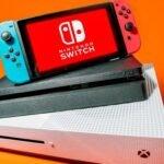 Reino Unido: Nintendo Switch vende tanto quanto PS4, PS5, Xbox One e Xbox Series combinados em 2020