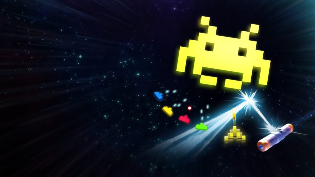 Space Invaders Forever - A odisseia alienígena retorna
