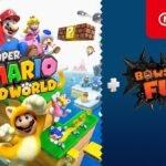 Nuuvem traz o melhor preço do mundo para Super Mario 3D World + Bowser's Fury
