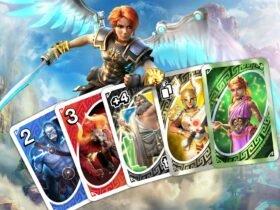 UNO ganha DLC temática de Immortals Fenyx Rising