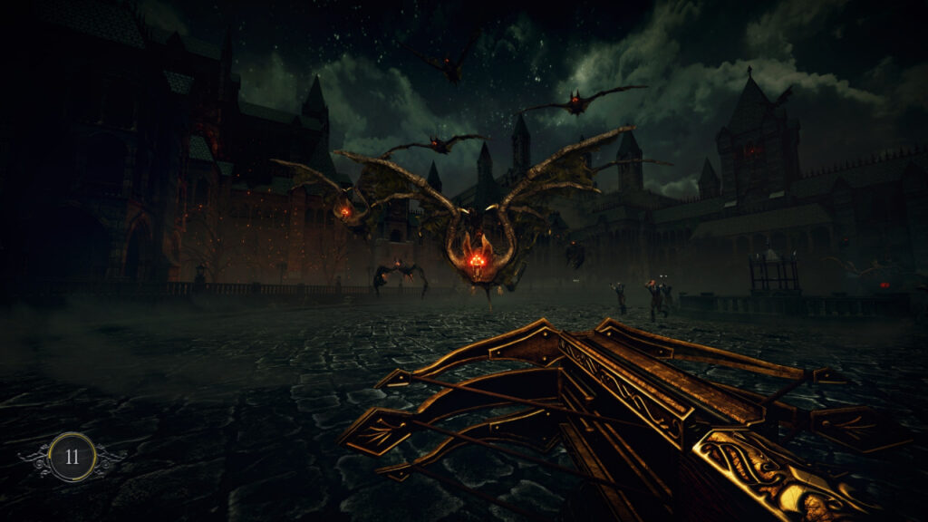 Crossbow: Bloodnight - Sobreviva se for capaz