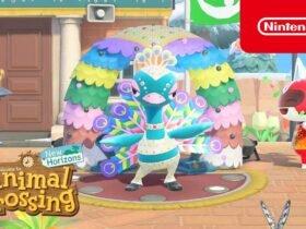 Animal Crossing: New Horizons - A próxima atualização chega esta semana