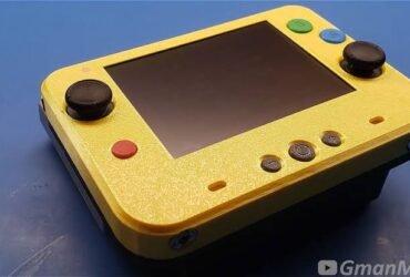 Youtuber cria o menor Nintendo 64 do mundo