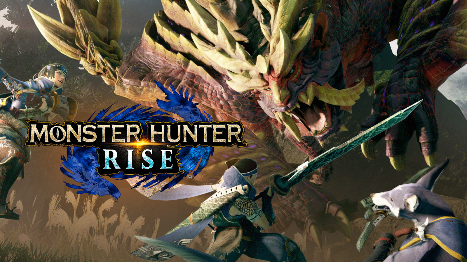 eShop do Nintendo Switch cai com o lançamento da demo de 'Monster Hunter Rise'
