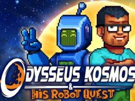 Odysseus Kosmos and his Robot Quest: point-and-click retrô chega ao Switch em Fevereiro