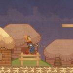 Balancelot: jogo de física medieval chega ao Switch em Janeiro