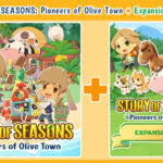 DLC de 'Story of Seasons: Pioneers of Olive Town' é anunciada pela XSEED Games