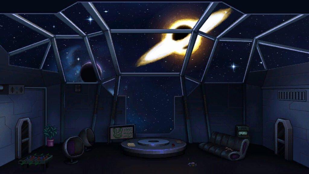 Odysseus Kosmos and his Robot Quest - Uma aventura no espaço