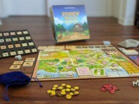 Stardew Valley disponível agora como jogo de tabuleiro