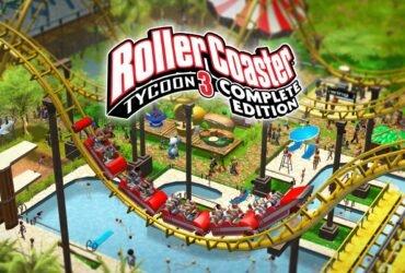 Roller Coaster Tycoon 3: COMPLETE EDITION - Onde a diversão não para