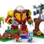 LEGO anuncia a chegada de um set de Sonic the Hedgehog