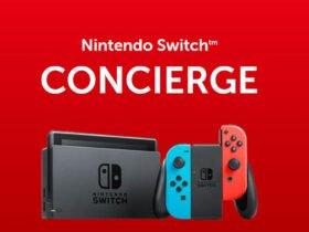 Nintendo Switch Concierge: Novos proprietários do console poderão tirar suas dúvidas