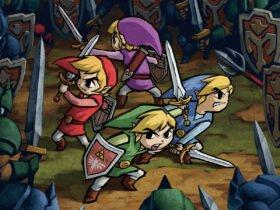 Zelda Cup 2021: Four Swords [Final]