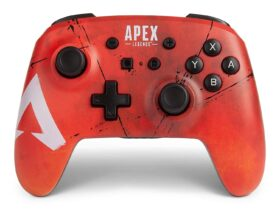 Controle de Switch temático de Apex Legends aparece na Amazon