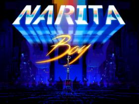 Narita Boy, uma homenagem neo-retrô aos anos 80, chega ao Switch em 2021