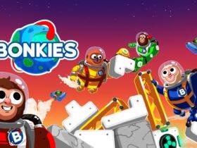Bonkies - Macacos construtores no Espaço!