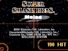 Após 20 anos, alguém finalmente completou a fase de créditos de Super Smash Bros. Melee