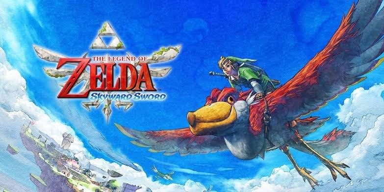 Nintendo anuncia The Legend of Zelda: Skyward Sword HD para Nintendo Switch
