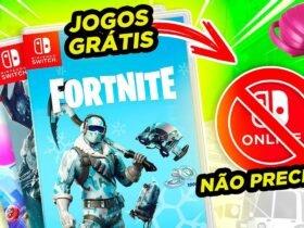 Jogos grátis que não precisam do Nintendo Switch Online