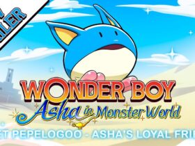 Wonder Boy: Asha in Monster World apresenta novo trailer