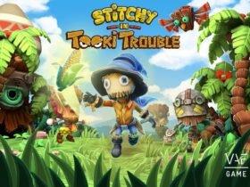 Stitchy in Tooki Trouble: plataforma inspirado nos clássicos chega ao Switch em Março